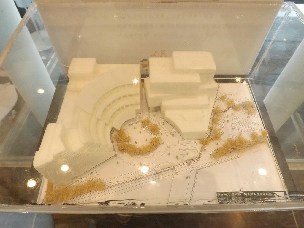 卡司‧蒂菈樂園(金格觀光工廠)的圖片:整座金格觀光工廠的建築模型