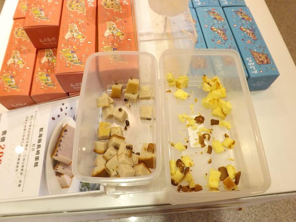 卡司‧蒂菈樂園(金格觀光工廠)的圖片:各式蛋糕試吃品