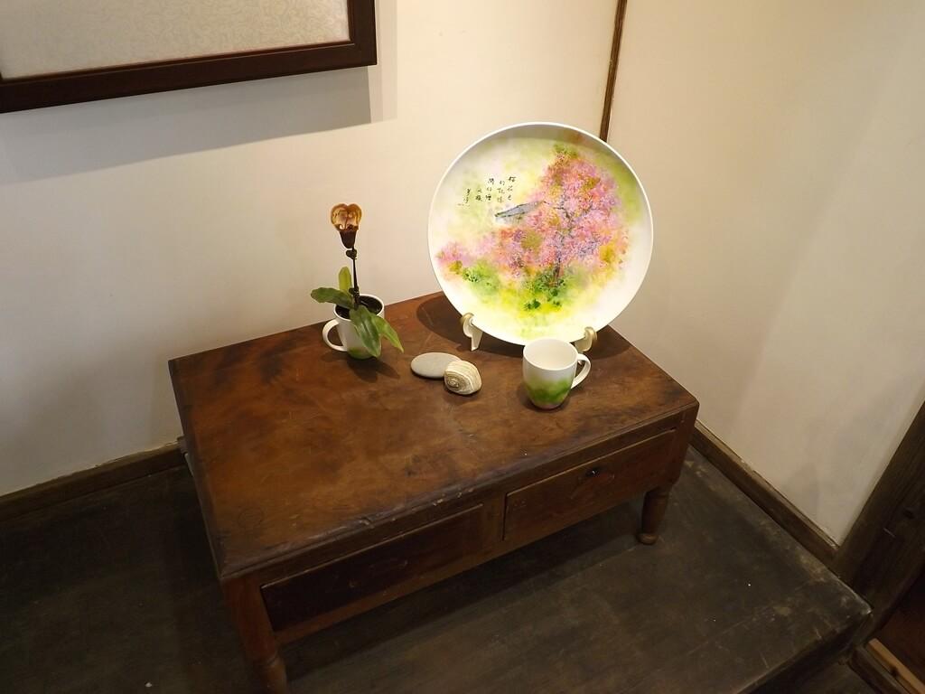 中平路故事館的圖片:館內藝術擺設
