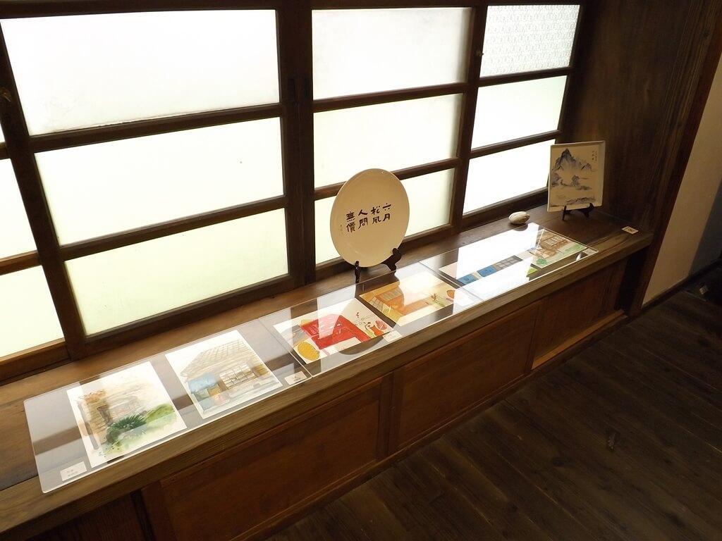 中平路故事館的圖片:一些繪圖展示