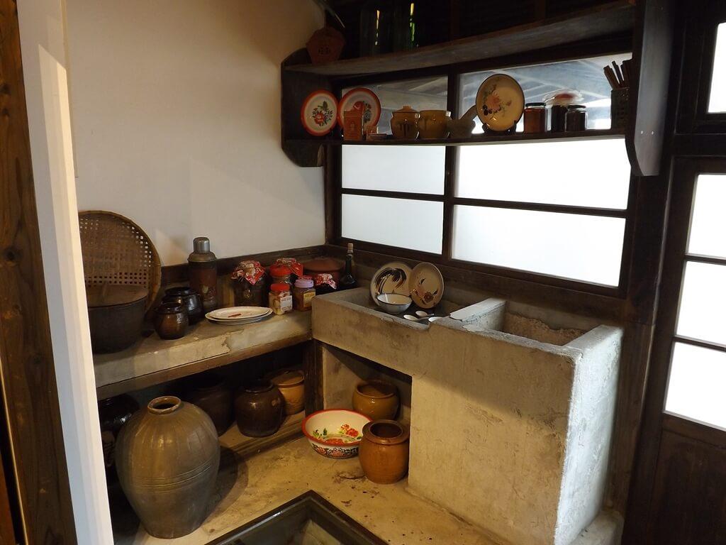 中平路故事館的圖片:廚房擺設與展示