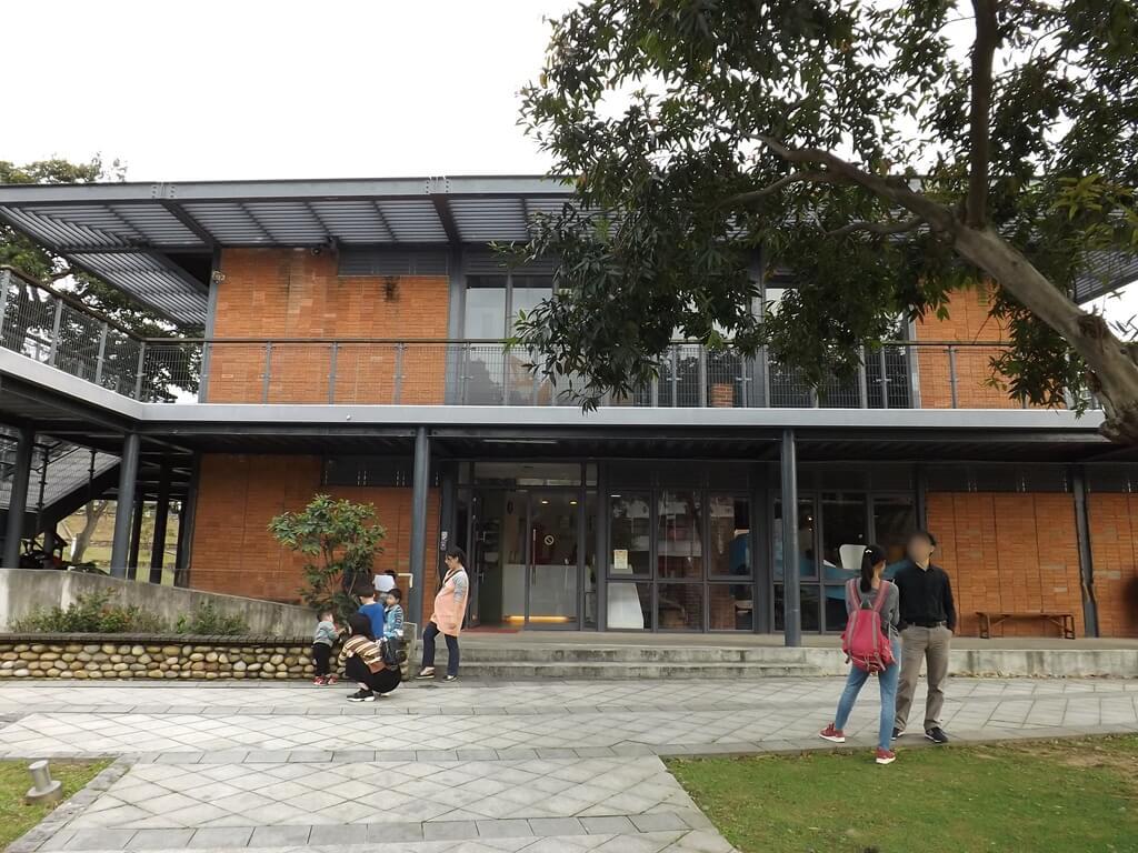中壢老街溪河川教育中心的圖片:老街溪河川生態教育館