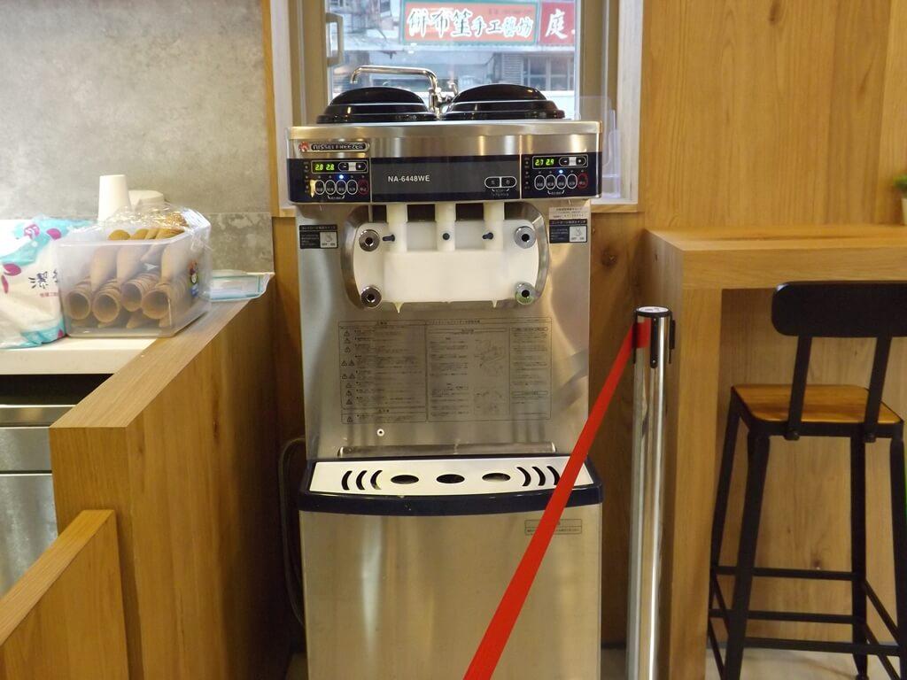 葡萄王健康活力能量館(葡萄王觀光工廠)的圖片:康貝特霜淇淋機