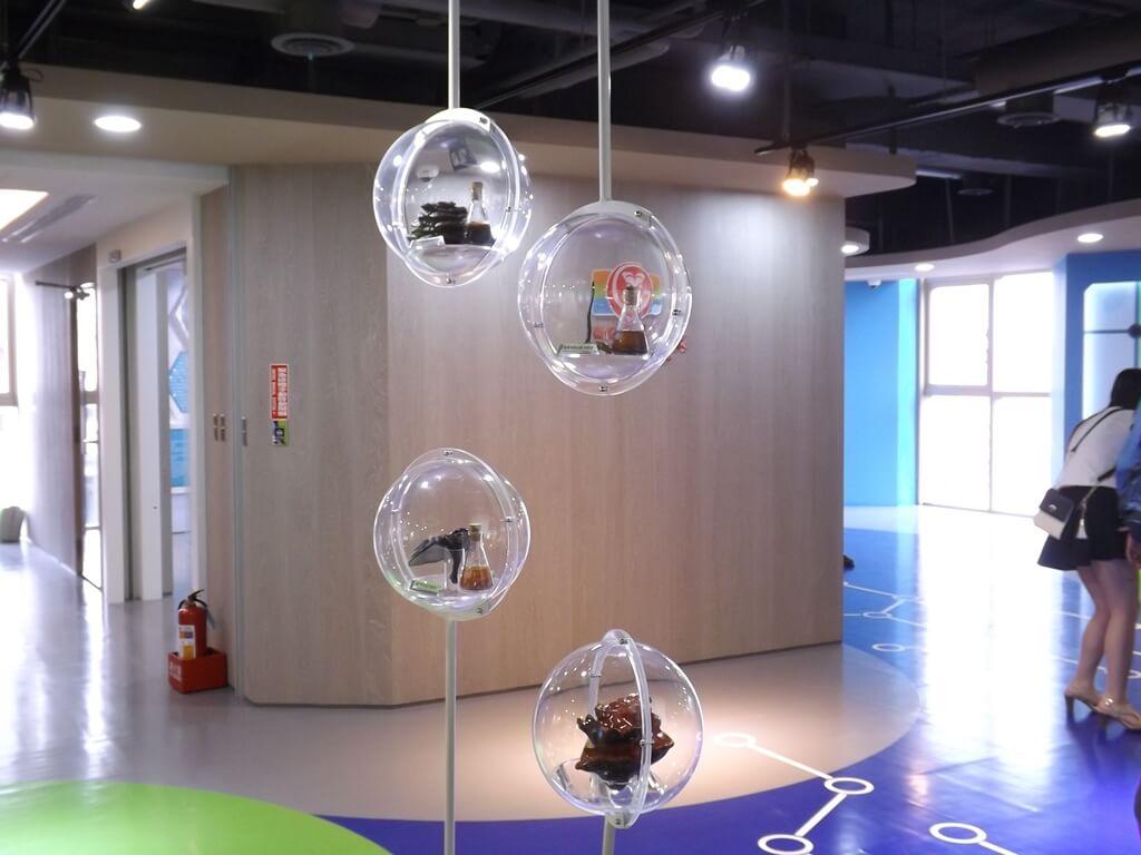 葡萄王健康活力能量館(葡萄王觀光工廠)的圖片:多種生技原料