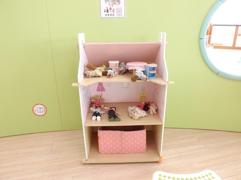 中壢親子館的圖片:館內玩具