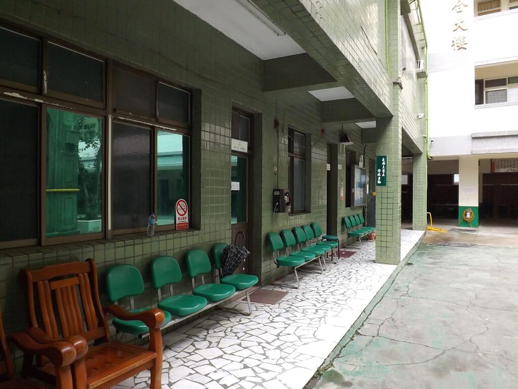 龍岡清真寺的圖片:辦公室區