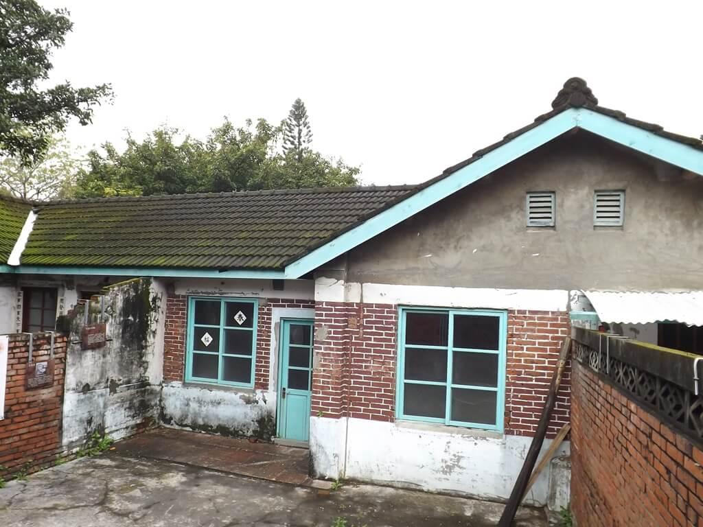 馬祖新村眷村文創園區的圖片:老舊的眷村平房