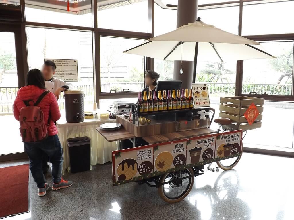 宏亞巧克力共和國的圖片:茶類飲料販售車