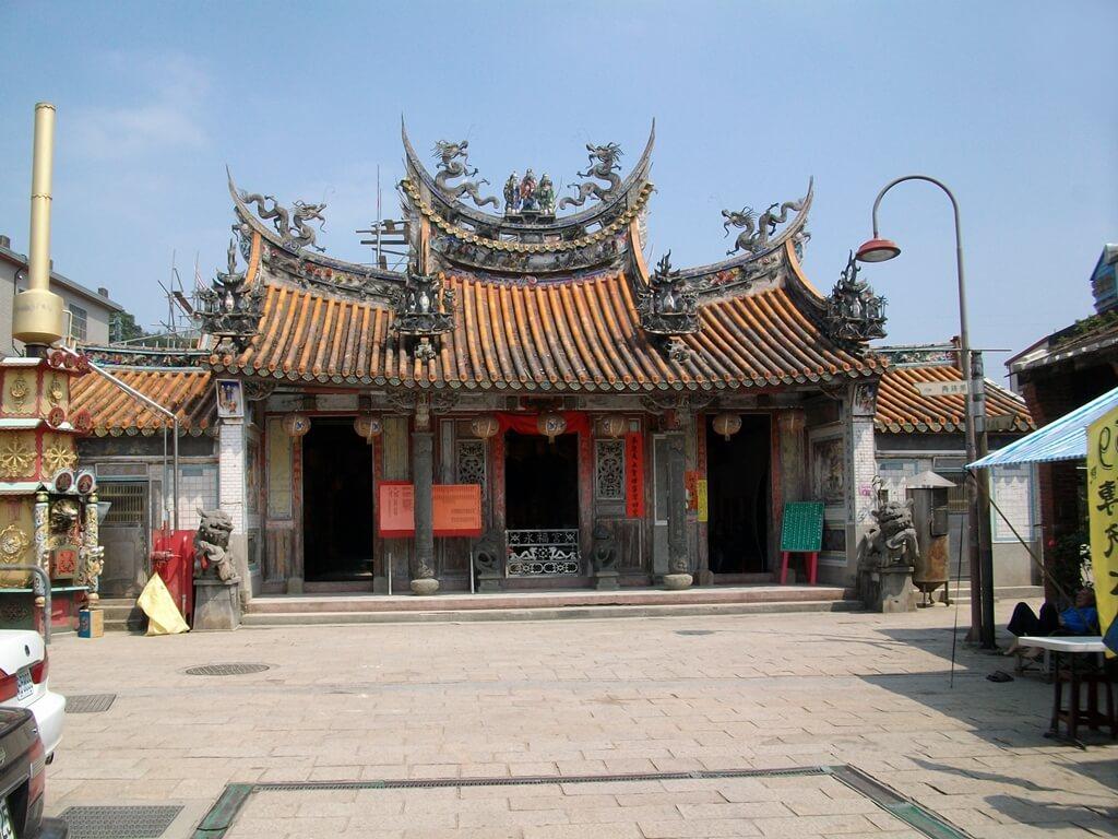 三坑老街的圖片:永福宮整修前的樣貌