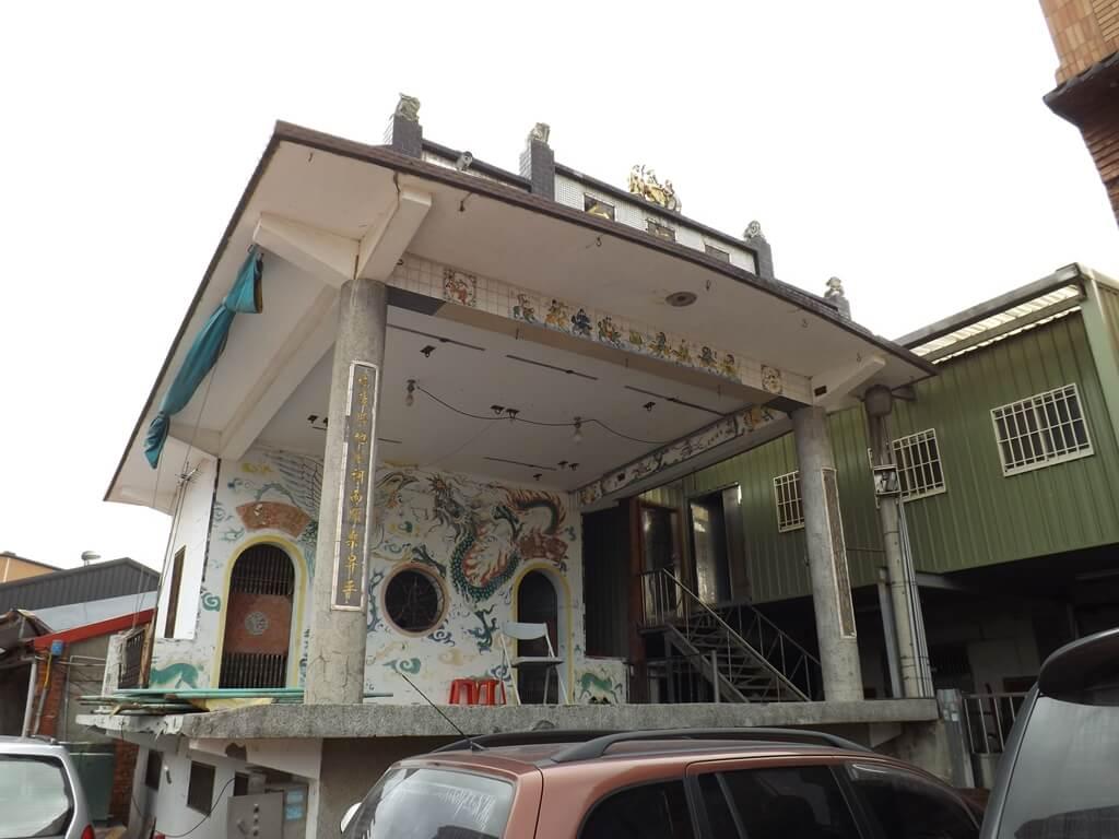 三坑老街的圖片:永福宮正對面的舞台