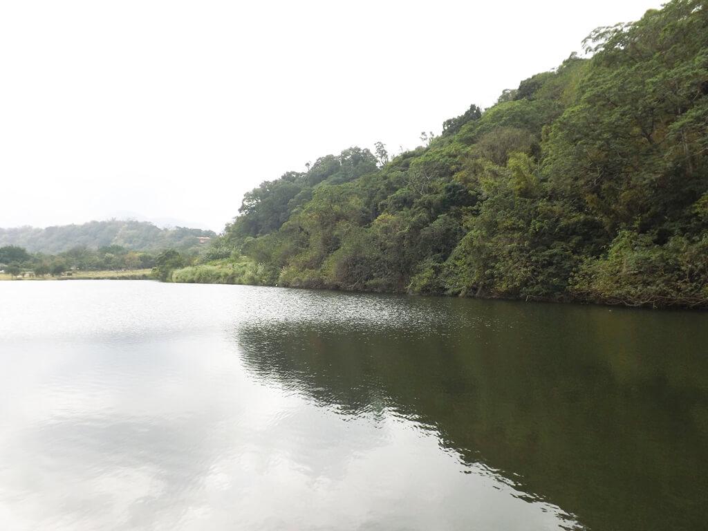 三坑自然生態公園的圖片:寧靜的山水景觀