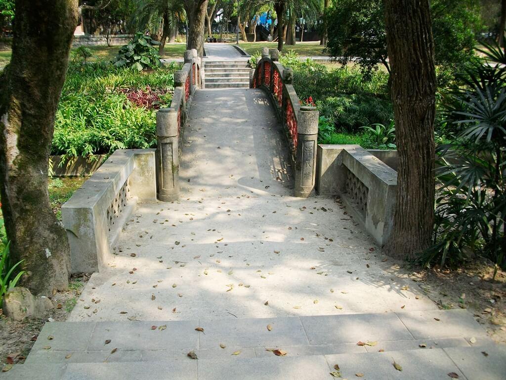 大溪中正公園的圖片:澤民橋