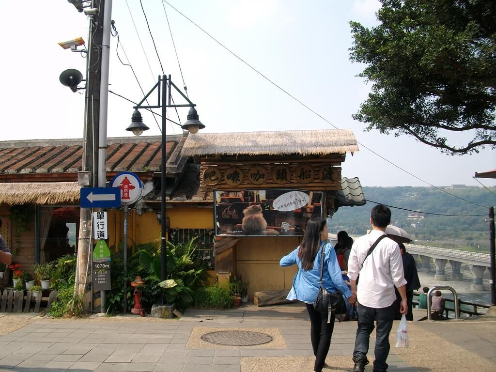 大溪老街的圖片:渡船頭咖啡屋
