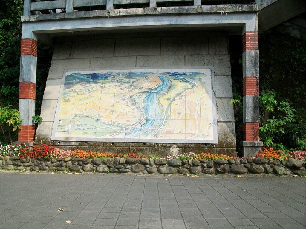 大溪橋的圖片:大漢溪美景畫