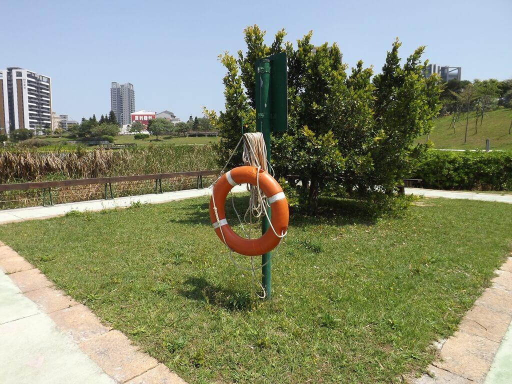 青塘園的圖片:救生圈