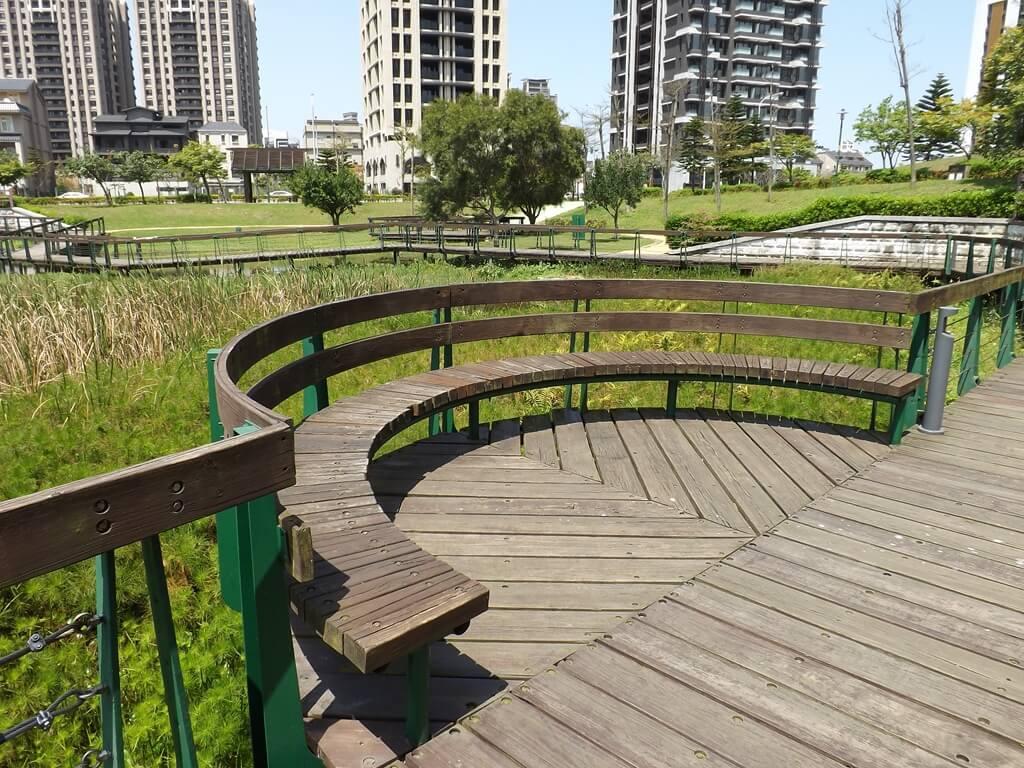 青塘園的圖片:半圓形的觀景區