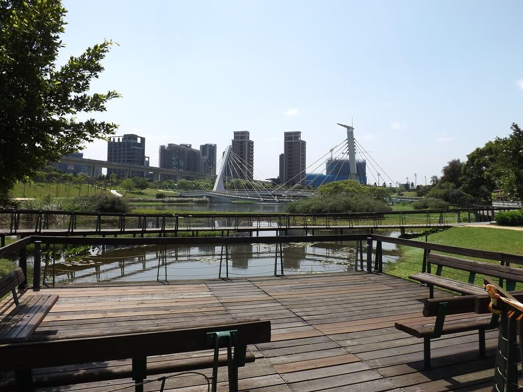 青塘園的圖片:方型觀景區