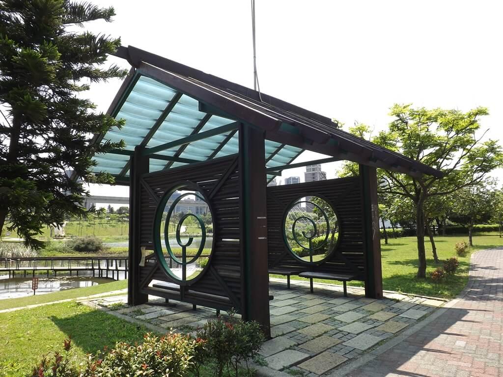 青塘園的圖片:造型涼亭