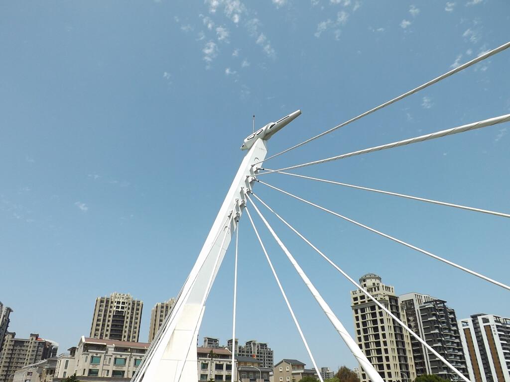 青塘園的圖片:青塘橋上的永恆之塔