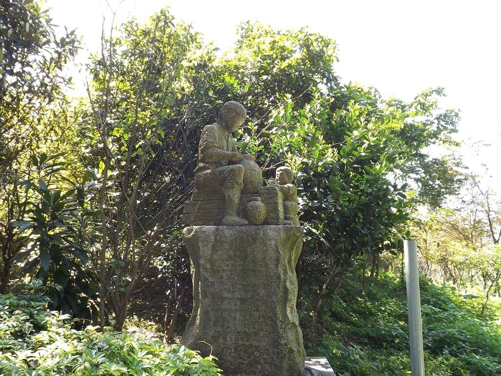 楊梅貴山客家文化公園的圖片:石雕