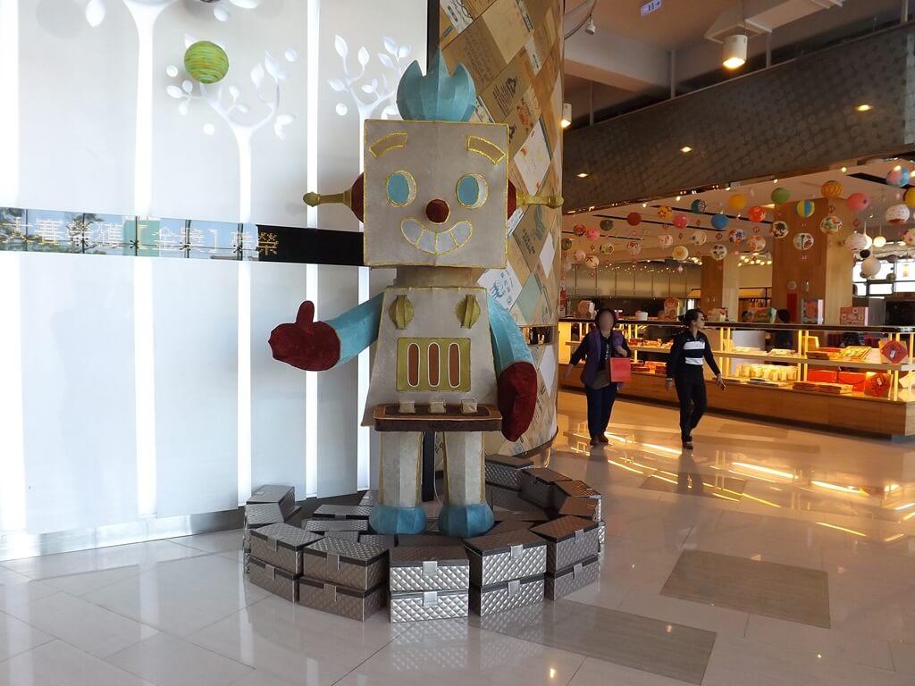 郭元益糕餅博物館桃園楊梅館的圖片:糕餅人偶