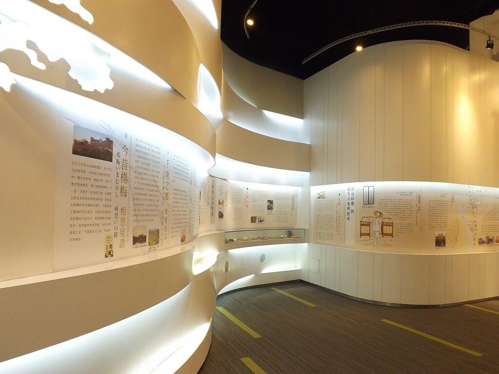 郭元益糕餅博物館桃園楊梅館的圖片:品牌發展介紹牆