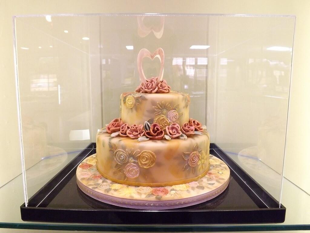 白木屋品牌探索館(停止營業)的圖片:蛋糕造型展示品一