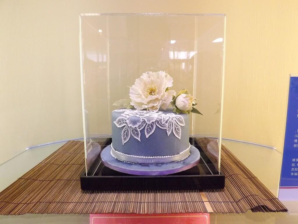 白木屋品牌探索館(停止營業)的圖片:蛋糕造型展示品二,糖花工藝