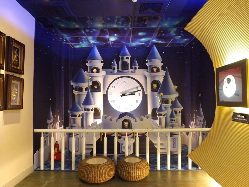 白木屋品牌探索館(停止營業)的圖片:時鐘城堡拍照場景