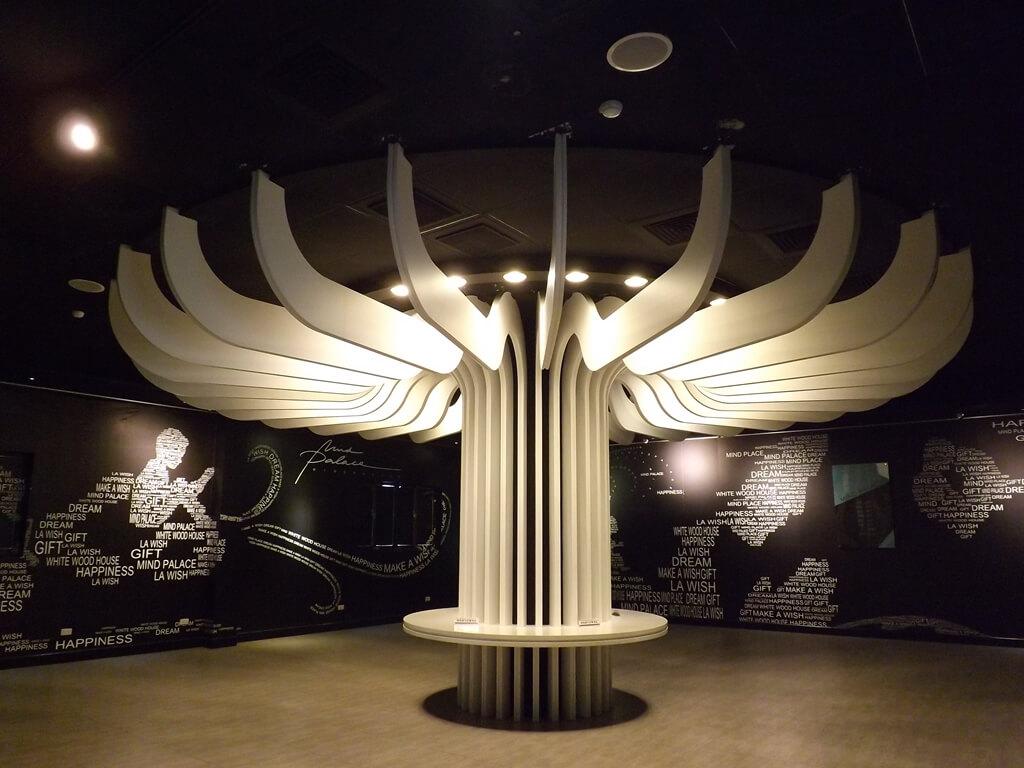 白木屋品牌探索館(停止營業)的圖片:心靈殿堂