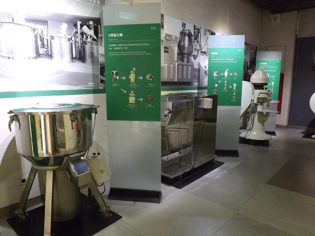 雅聞魅力博覽館的圖片:機械展區