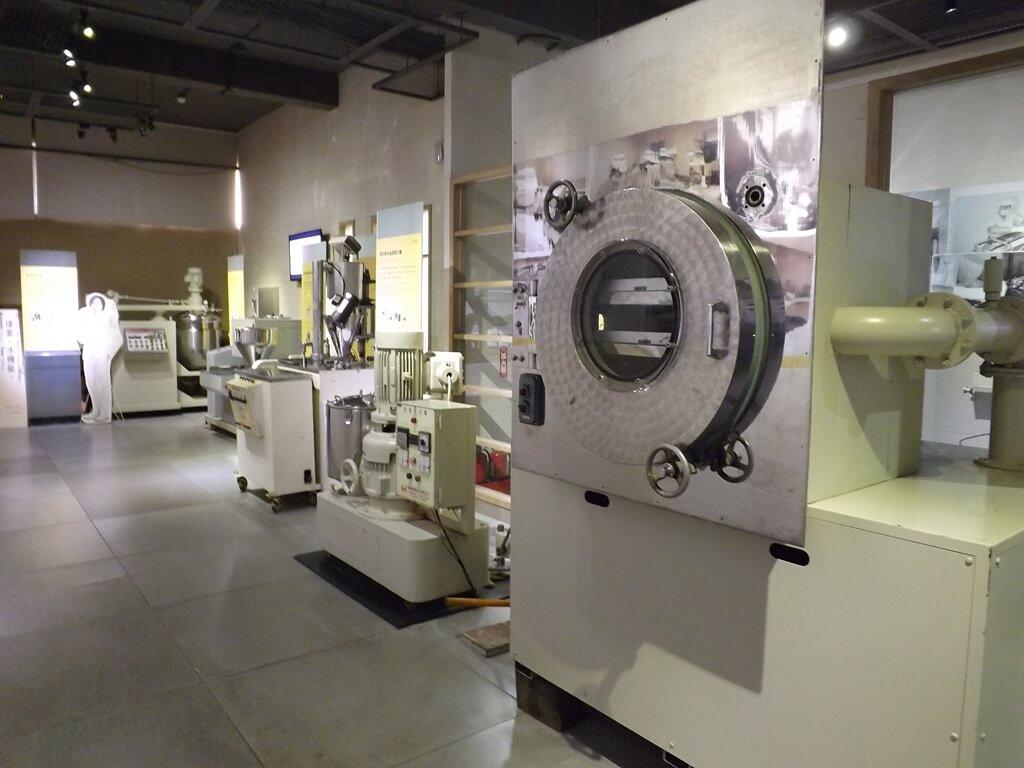 雅聞魅力博覽館的圖片:各式機具展