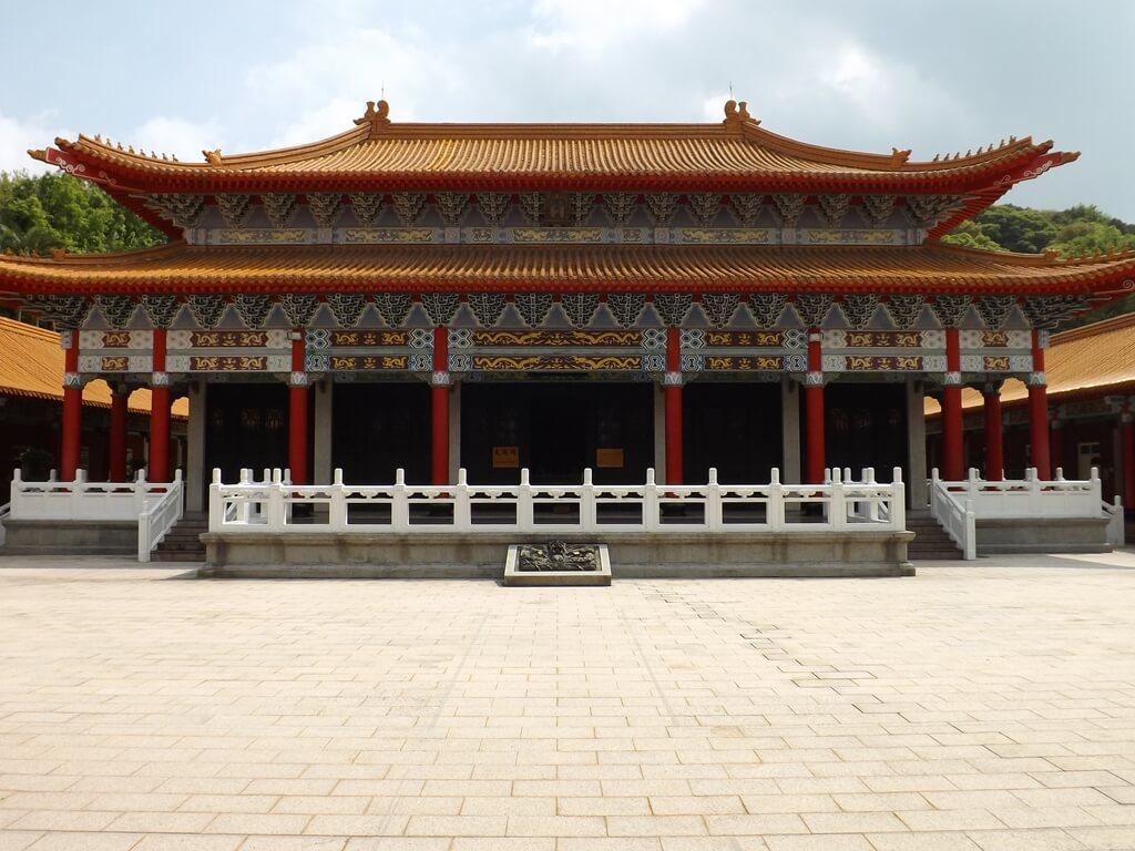 桃園市孔廟的圖片:大成殿正面