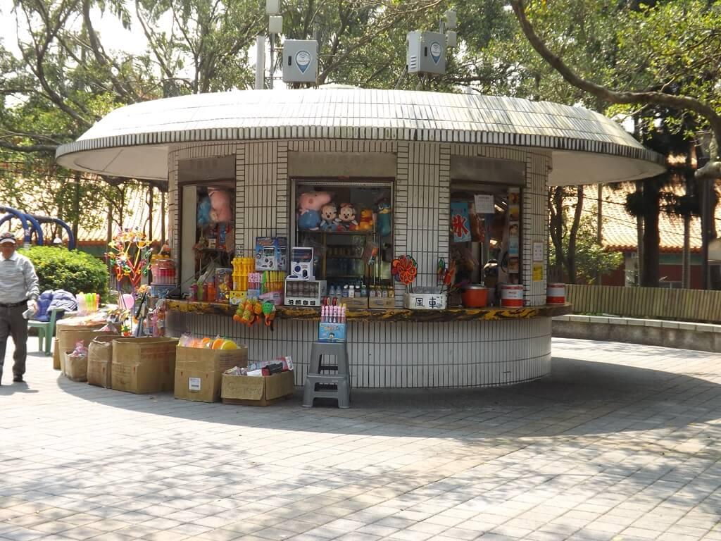 虎頭山公園(桃園市)的圖片:商品販賣部