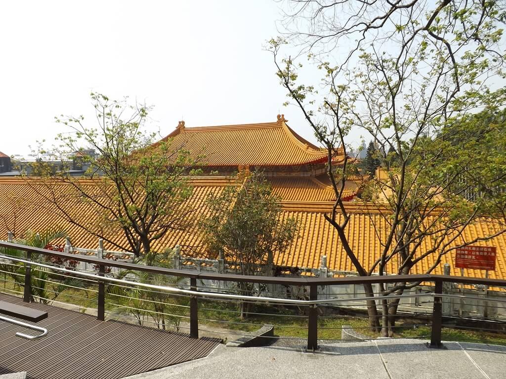 虎頭山公園(桃園市)的圖片:孔廟的屋頂