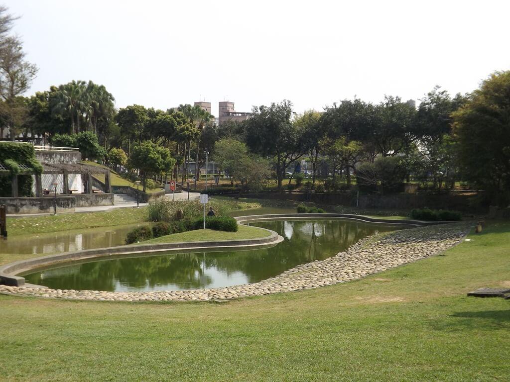 桃園陽明運動公園的圖片:親水區