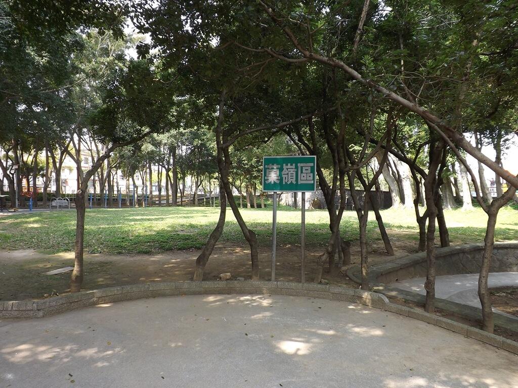 桃園陽明運動公園的圖片:果嶺區