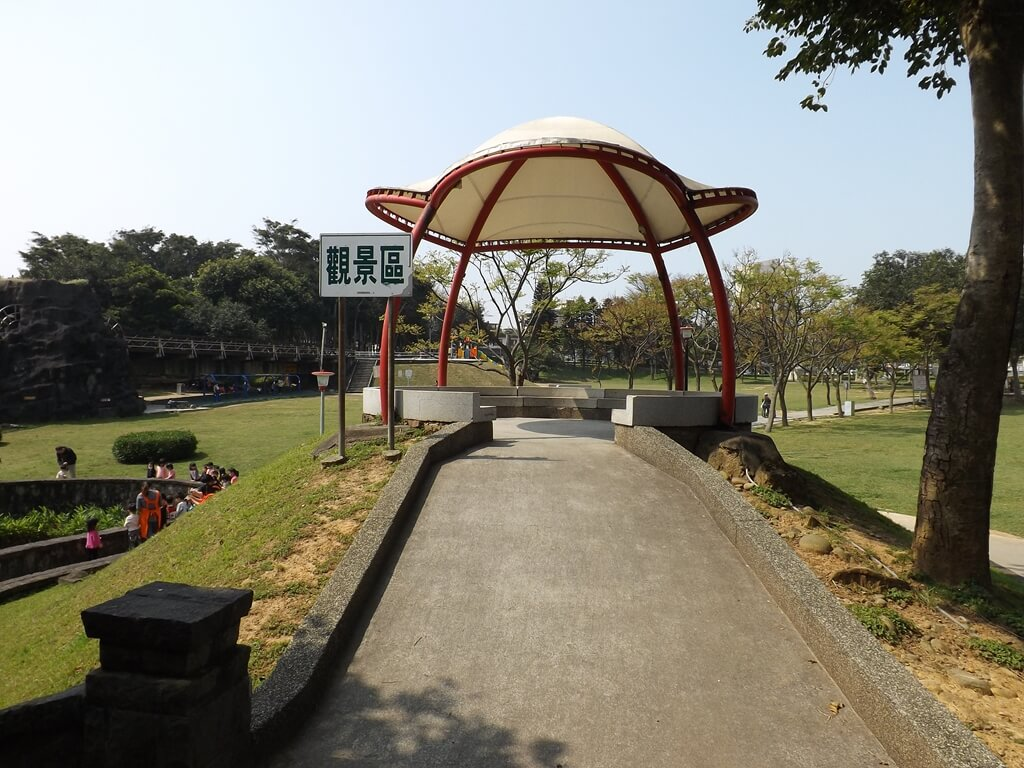桃園陽明運動公園的圖片:觀景區