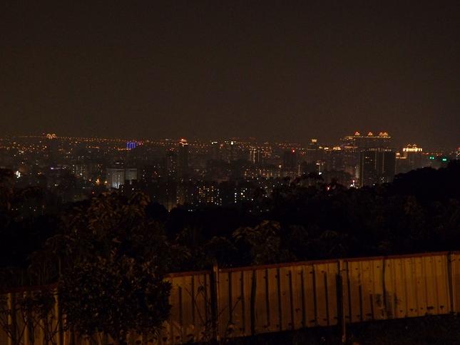 虎頭山環保公園的圖片:虎頭山夜景圖 1