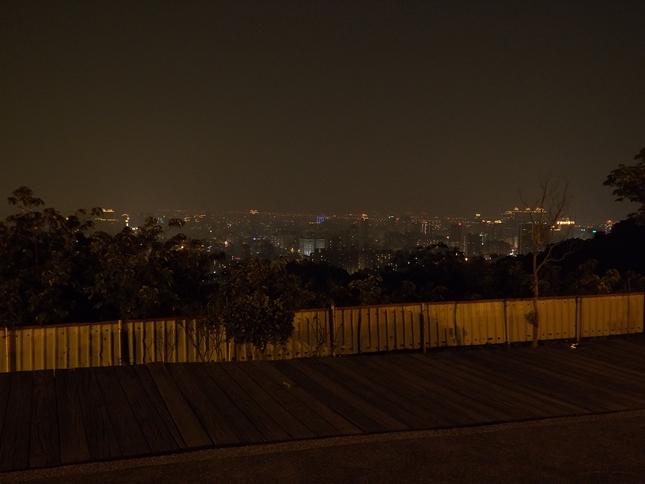 虎頭山環保公園的圖片:虎頭山夜景圖 3