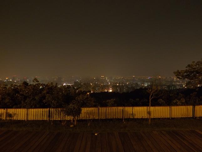 虎頭山環保公園的圖片:虎頭山夜景圖 4