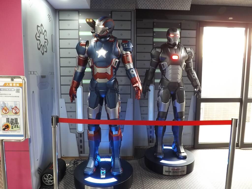 祥儀機器人夢工廠的圖片:剛鐵人展示