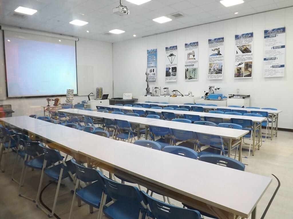祥儀機器人夢工廠的圖片:DIY 教室