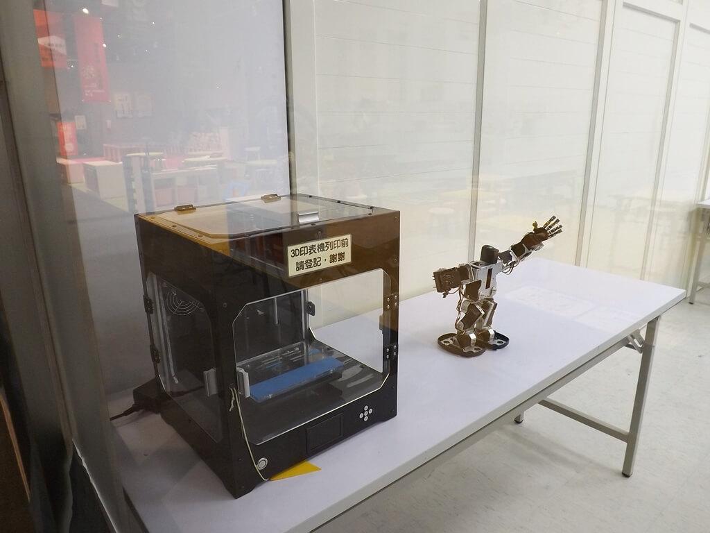 祥儀機器人夢工廠的圖片:3D 列印機