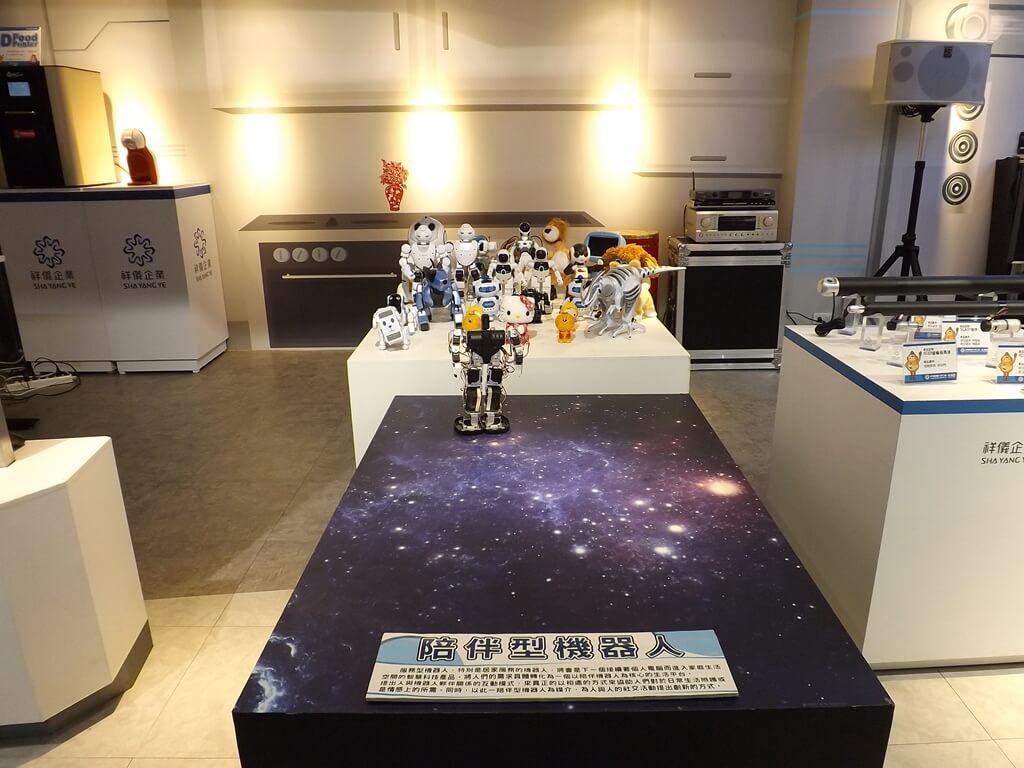 祥儀機器人夢工廠的圖片:陪伴型機器人