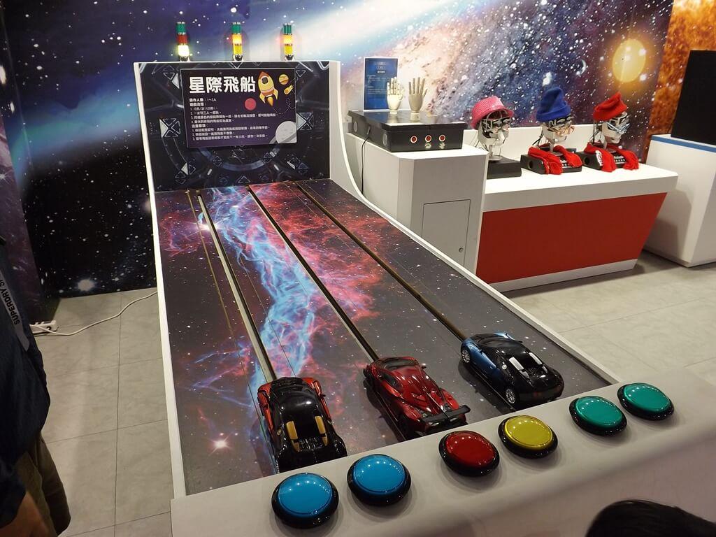 祥儀機器人夢工廠的圖片:星際飛船