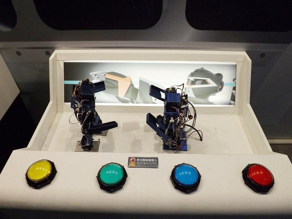 祥儀機器人夢工廠的圖片:機器人擂台練習區