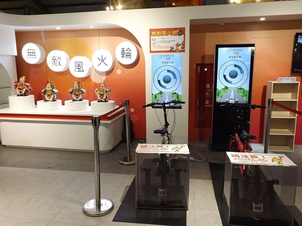 祥儀機器人夢工廠的圖片:無敵風火輪
