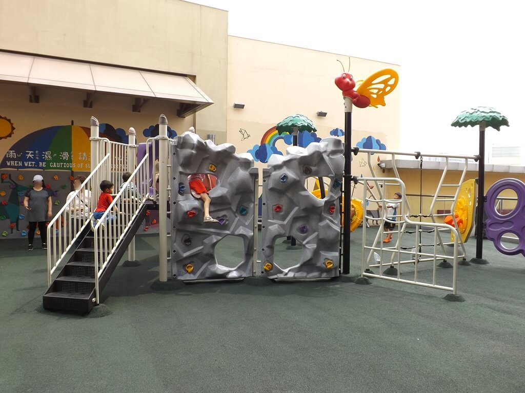 華泰名品城的圖片:兒童遊樂區