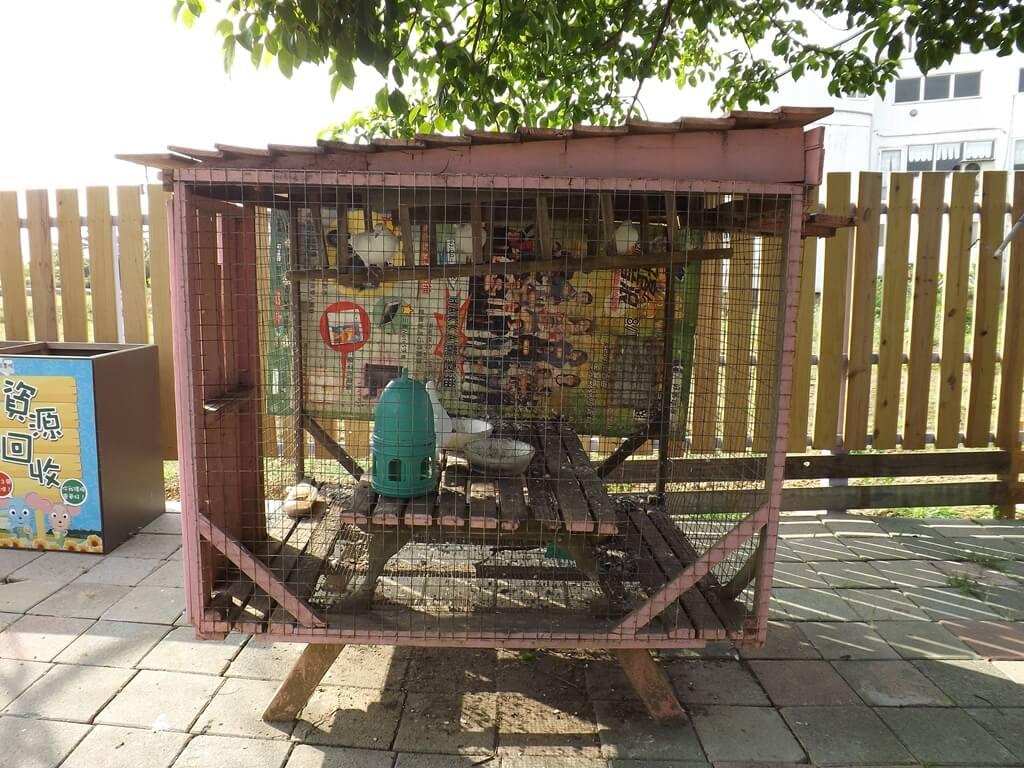 向陽農場的圖片:白鴿籠